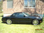 Ford 2002 Ford Thunderbird Base Convertible 2-Door